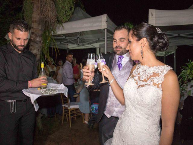 La boda de Dina y Aaron en La Linea De La Concepcion, Cádiz 36