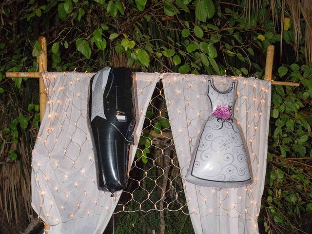 La boda de Dina y Aaron en La Linea De La Concepcion, Cádiz 37