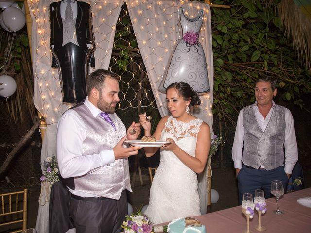 La boda de Dina y Aaron en La Linea De La Concepcion, Cádiz 38