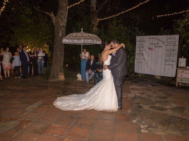 La boda de Dina y Aaron en La Linea De La Concepcion, Cádiz 39