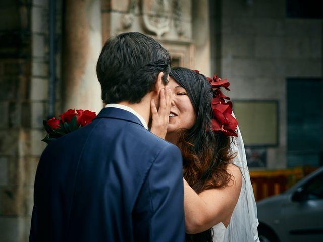 La boda de Eneko y Isabel en Burgos, Burgos 9