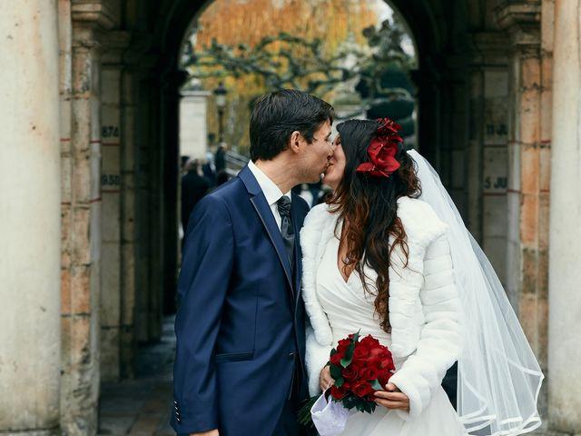 La boda de Eneko y Isabel en Burgos, Burgos 11