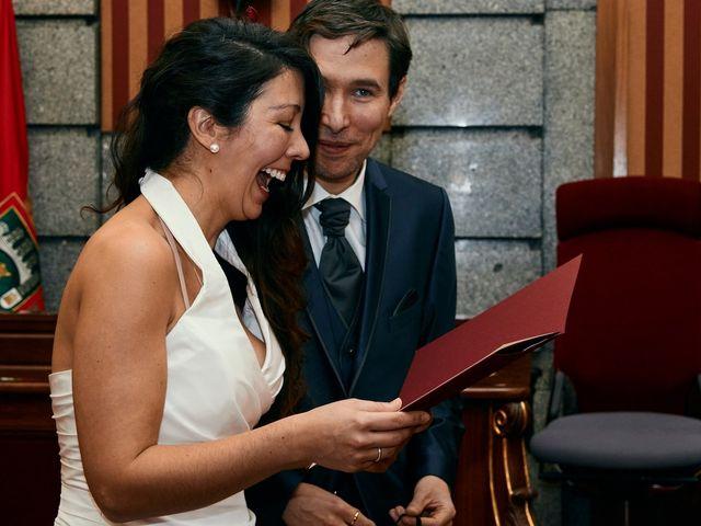 La boda de Eneko y Isabel en Burgos, Burgos 25