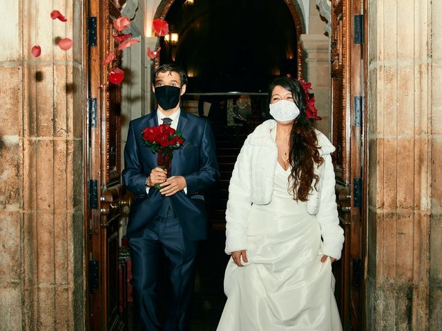 La boda de Eneko y Isabel en Burgos, Burgos 29