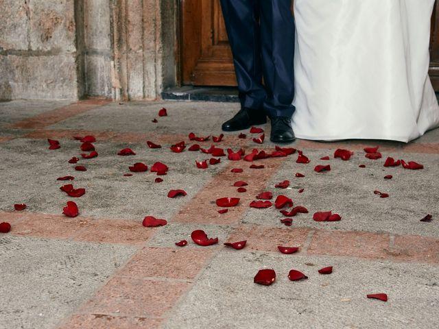 La boda de Eneko y Isabel en Burgos, Burgos 30