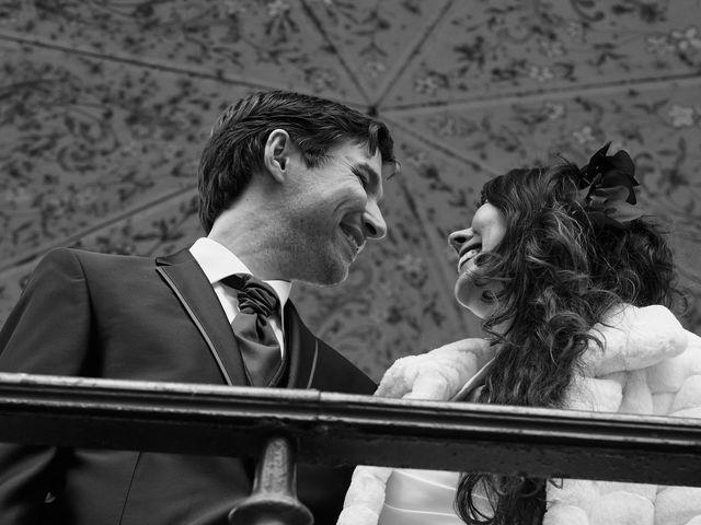 La boda de Eneko y Isabel en Burgos, Burgos 32
