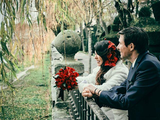 La boda de Eneko y Isabel en Burgos, Burgos 36