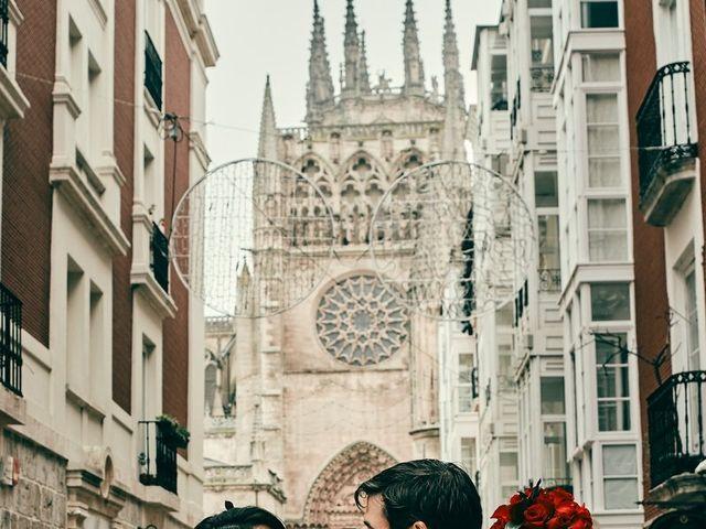 La boda de Eneko y Isabel en Burgos, Burgos 37