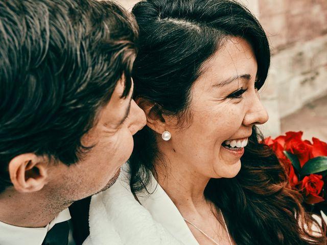 La boda de Eneko y Isabel en Burgos, Burgos 40