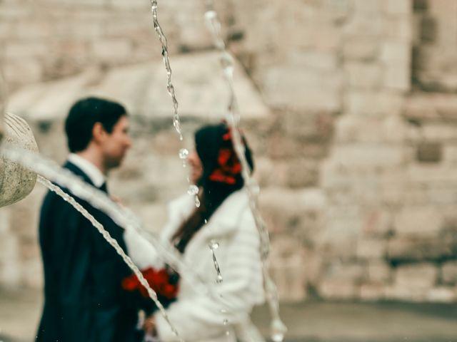 La boda de Eneko y Isabel en Burgos, Burgos 42
