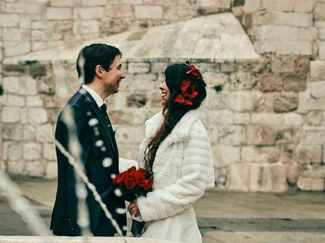 La boda de Eneko y Isabel en Burgos, Burgos 43