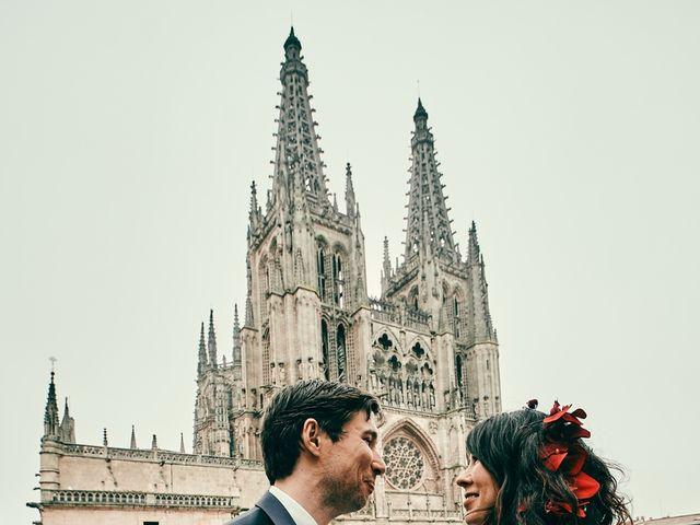 La boda de Eneko y Isabel en Burgos, Burgos 44