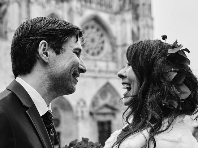 La boda de Eneko y Isabel en Burgos, Burgos 2
