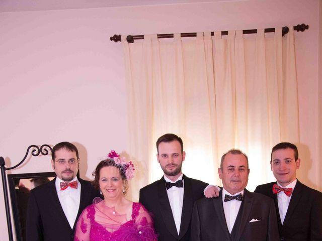 La boda de Juan Andrés y Rocío en Quesada, Jaén 3