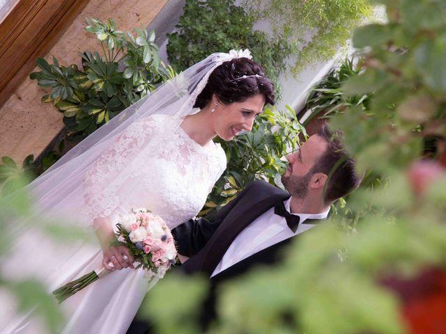 La boda de Juan Andrés y Rocío en Quesada, Jaén 7