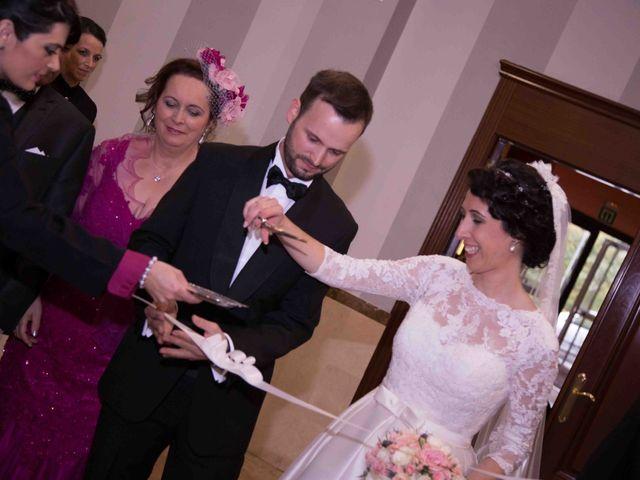 La boda de Juan Andrés y Rocío en Quesada, Jaén 8