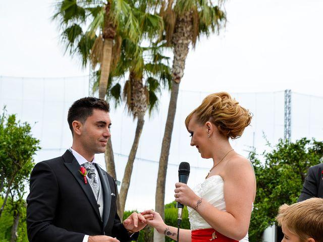 La boda de Neiel y Marta en Cambrils, Tarragona 12
