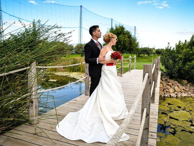 La boda de Marta y Neiel