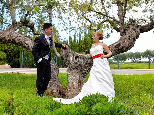 La boda de Neiel y Marta en Cambrils, Tarragona 16