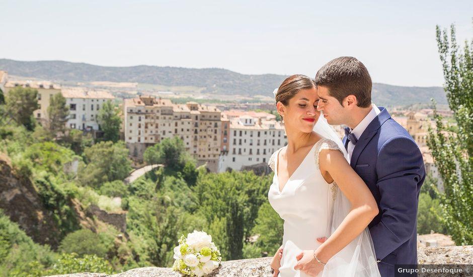 La boda de Irene y Rubén en Cuenca, Cuenca