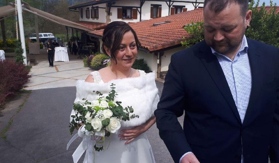 La boda de Jon y Susana en Andoain, Guipúzcoa