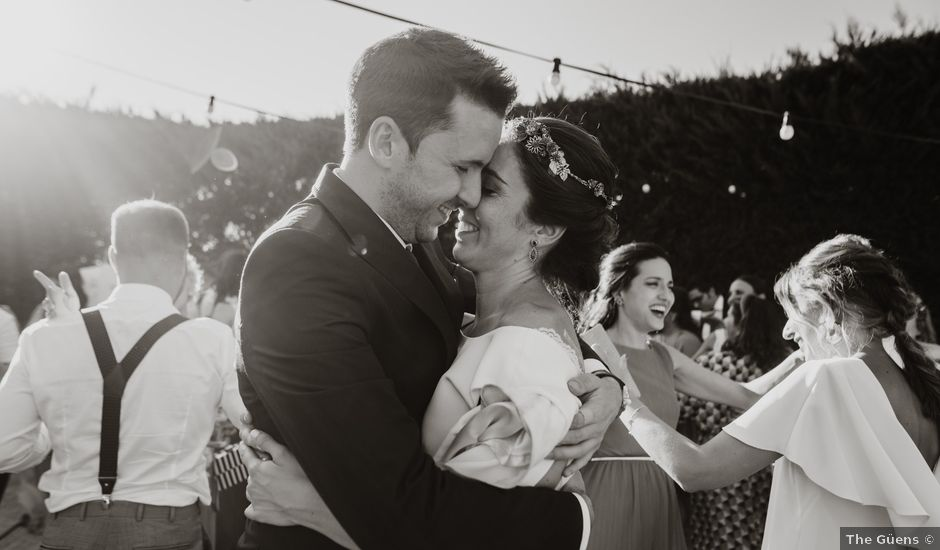 La boda de Victor y Elena en Laguardia, Álava