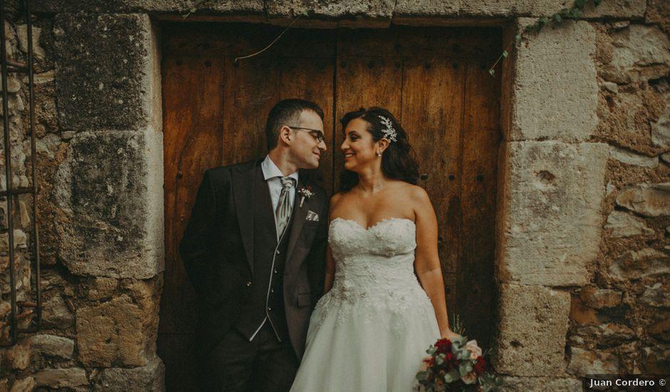 La boda de Aitor y Paula en La Riera De Gaia, Tarragona
