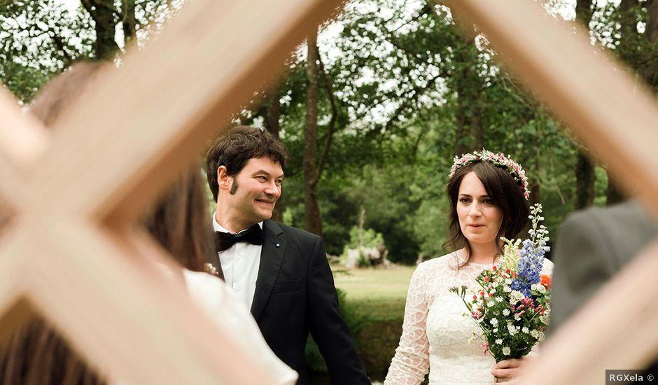 La boda de Javi y Mónica en Alfoz (Alfoz), Lugo