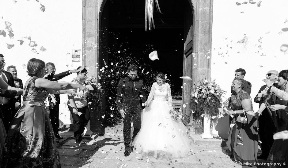 La boda de Sergio y Aida en Vilaflor, Santa Cruz de Tenerife