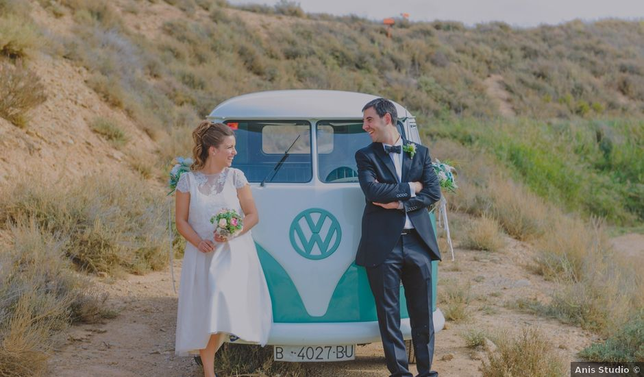 La boda de Ricky y Bea en Lleida, Lleida