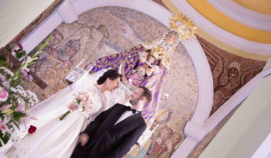 La boda de Juan Andrés y Rocío en Quesada, Jaén