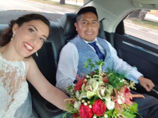 La boda de M. Carmen  y Anthony 2