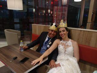La boda de M. Carmen  y Anthony