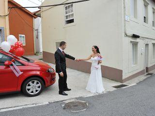 La boda de Sara y Óscar 3