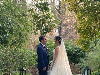 La boda de Sergio y Angela