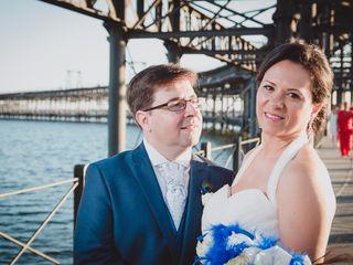 La boda de Juani y Antonio