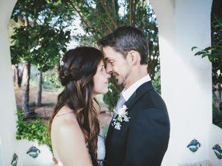 La boda de Armonía y Eloi