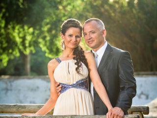 La boda de Rosi y Carlos