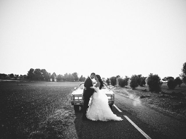 La boda de Angel y Sheila en Villatobas, Toledo 6