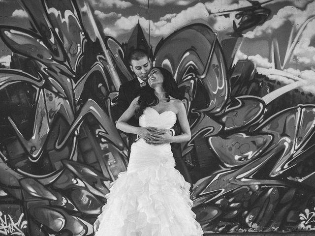 La boda de Angel y Sheila en Villatobas, Toledo 8