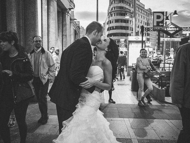 La boda de Angel y Sheila en Villatobas, Toledo 10