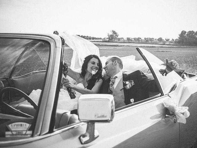 La boda de Angel y Sheila en Villatobas, Toledo 11