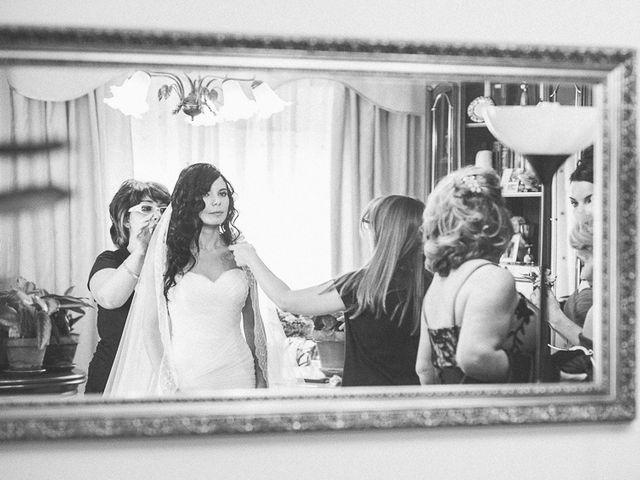 La boda de Angel y Sheila en Villatobas, Toledo 14