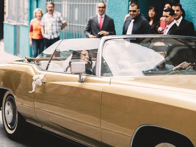 La boda de Angel y Sheila en Villatobas, Toledo 16