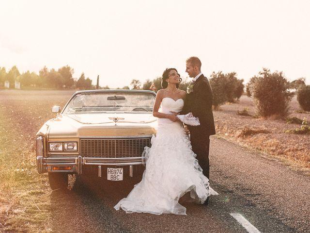 La boda de Angel y Sheila en Villatobas, Toledo 19