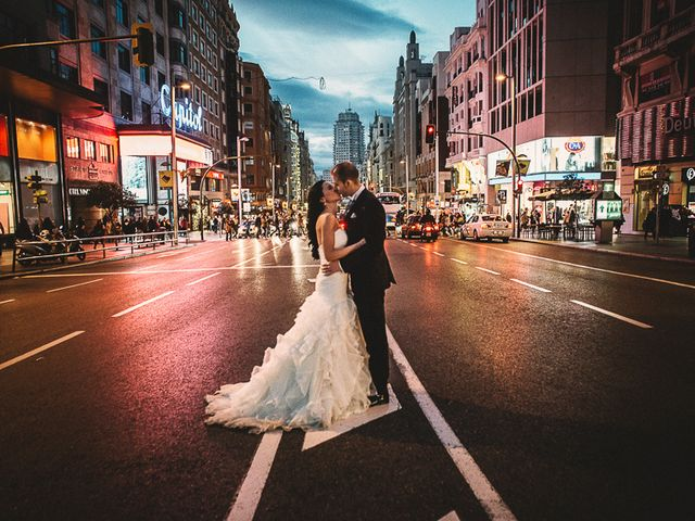 La boda de Angel y Sheila en Villatobas, Toledo 21