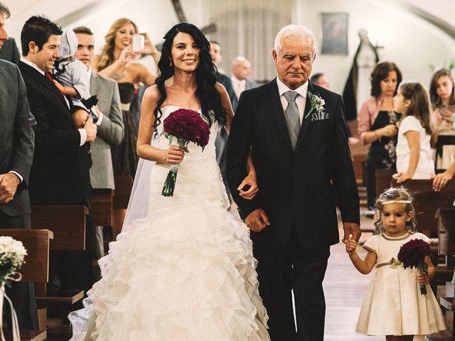 La boda de Angel y Sheila en Villatobas, Toledo 24