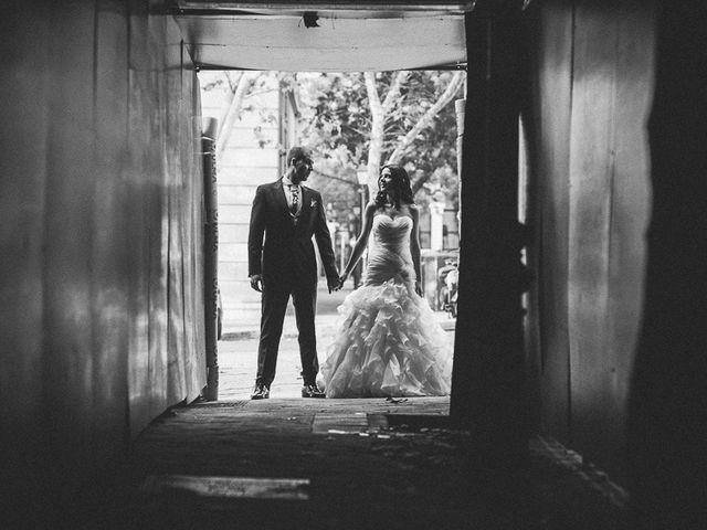 La boda de Angel y Sheila en Villatobas, Toledo 25