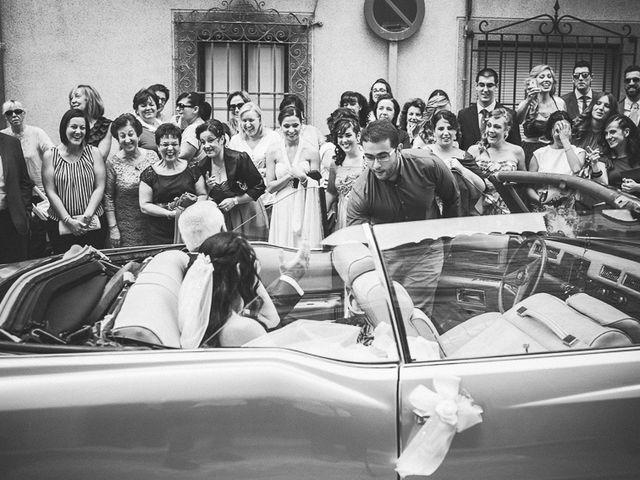 La boda de Angel y Sheila en Villatobas, Toledo 34