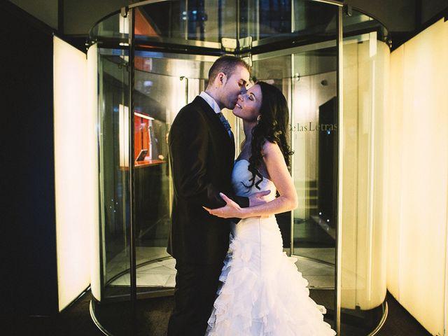 La boda de Angel y Sheila en Villatobas, Toledo 35